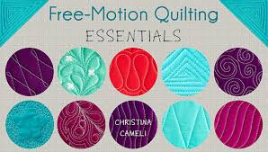 Free Motion Quilters - Sew, What's New? & Free Motion Quilting Created by You! Adamdwight.com