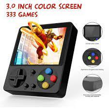333 Klasik Oyunlar Atari El Oyun Konsolu, 3.0 inç HD LCD Ekran Ta Fiyatları  ve Özellikleri