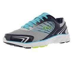 fila running shoes womens. fila maranello women\u0027s running shoes size us 6.5, regular width, color navy/silver womens