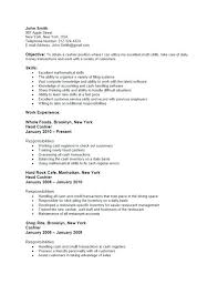 Grocery Store Cashier Resume Skills. Grocery Store Produce Clerk ...