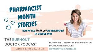 Hormone & Stress Solutions with Dr. Heather Rhodes | Holistic Pharmacist