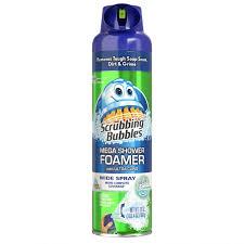 scrubbing bubbles mega shower foamer 20 oz