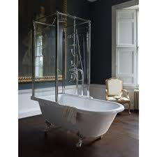 freestanding shower bath royal over bath shower etqismd