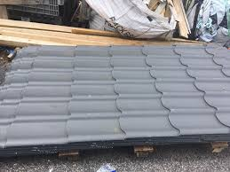 corrugated tin roofing caravan roofing