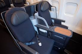 all 24 retroed 757s will be equipped with 16 b e parallel diamond business cl