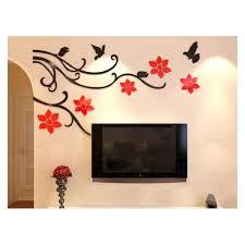 acrylic wall art flower vine corner bail acrylic wall art acrylic crystal antiqued metal tree wall decor art