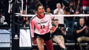 Jordan Thompson - Women's Volleyball - University of ...