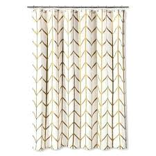 chevron shower curtain target. Shower Curtains Target Threshold Curtain Gold Chevron . C