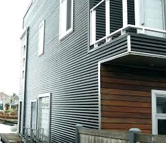 interior metal siding corrugated metal siding a modern accent steel house old painting we interior designing