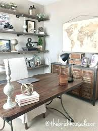 Home officevintage office decor rustic Officevintage Industrial Office Decor Vintage Office Decor Home Office Decorating Ideas Best Vintage Office Vintage Industrial Office Woneninhetgroeninfo Industrial Office Decor Industrial Office Decor View In Gallery