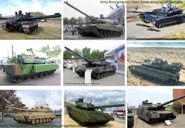 Analysis Top 15 Most Modern Main Battle Tanks Mbts In The