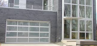 garage door all glass doors for residential denver co