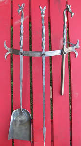 historichousefitters oversized tools not showntool stands regarding hand forged fireplace tools plan