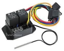 radiator fan controller davies craig 0444 digital radiator fans controller adjustable temperature range