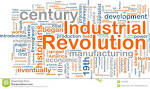 Industrial Revolution d Words