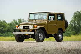 1978 Toyota Land Cruiser FJ40 for sale in USA: USD 84,500 | All ...