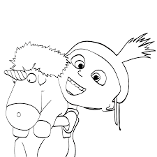 Small Picture Despicable Me 3 Coloring Pages GetColoringPagescom
