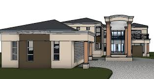 Modern Home Design - 520sqm Double Story House Plan ...