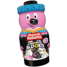 allsorts bertie novelty jar