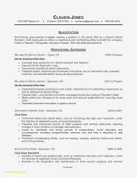 Dental Hygiene Resume Templates Template Downloadssistant Sample