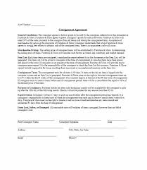 consignment form for cars 40 best consignment agreement templates forms template lab
