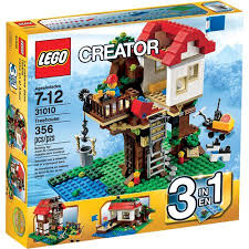 LEGO Creator Treehouse Play Set - Walmart.com