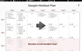 Home Dumbbell Workout Plan Lovely Weekly Workout Plan For Weight ...