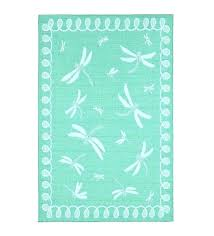 dragon fly rug dragonfly turquoise indoor outdoor area rug dragonfly outdoor rug