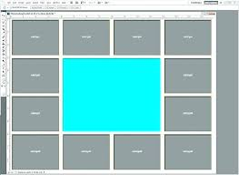 8 X 10 Heart Template 8 X 10 Collage Template Free 8 X 10 Photo Templates