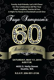 60 birthday invitations 60th birthday invitations plus this is a custom birthday bash party