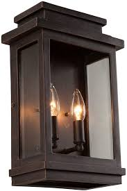 pottery barn outdoor lighting. Artcraft AC8391ORB Fremont Oil Rubbed Bronze Outdoor Light Sconce With Lighting Sconces Decorations 3 Pottery Barn