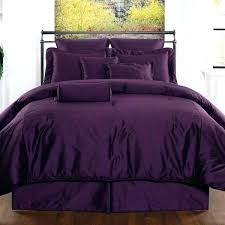 dark purple comforter set victor mill royal manor bed sets