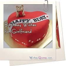 Heartfelt Birthday Wishes For Your Girlfriend Wishesquotes