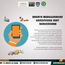 Direktori bisnis dan b2b marketplace terbesar di indonesia menyediakan berbagai produk dan layanan bisnis terlengkap dari perusahaan terpercaya Bahaya Menggunakan Ponsel Saat Berkendara Prosyd