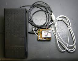 homebrew midi volume pedal using arduino