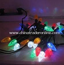 String Lights  LED Battery Solar And Christmas  LightscomSolar Rope Christmas Lights