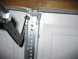 garage door reinforcement bracket horizontal garage door reinforcement garage door opener center reinforcement bracket
