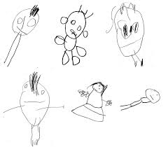 Small Picture What Kids Drawings Say About Their Future Thinking Skills Shots