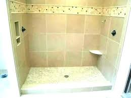 cost to retile shower shower cost to shower cost to re tile walk in shower average