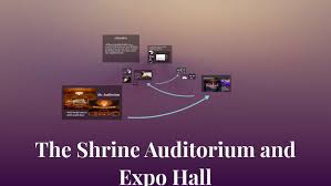 The Shrine Auditorium And Expo Hall By Bre Maughan On Prezi