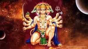 Lord Of Hanuman Wallpaper