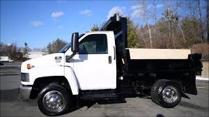 2003 Chevy C4500 Dump Truck - YouTube
