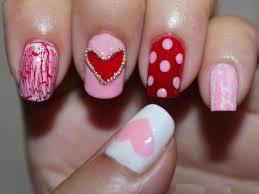 Valentine Day Nail Art | Nail Art Valentine Day | Nail Art designs