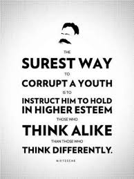 Conformity Quotes Inspiration Surest Way To Corrupt Quotes Conformity Fredrich Nietzche