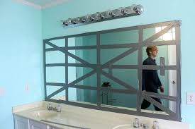 awesome how to remove glass mirror from bathroom wall impressive remove mirror from wall design ideas