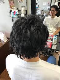 岡崎 雄一 On Twitter 夏だメンズパーマ特集第2弾 ミディアム