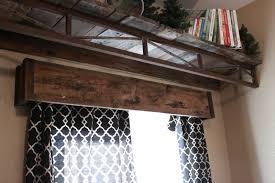 Diy Wood Valance Wondrous Wooden Valance Idea 27 Kitchen Window Wood Valance Ideas Best Images About Windowjpg