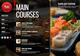 Wp Restaurant Themes 10 Restaurant Wordpress Themes That Will Blow Your Mind