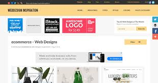 Best Designed Ecommerce Sites Ecommerce Design Inspiration Top 14 Design Galleries