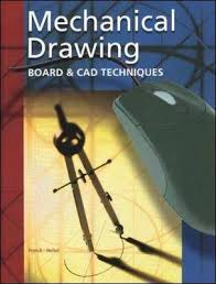 mechanical drawing board cad techniques student edition